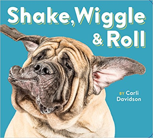 Shake Wiggle & Roll book cover