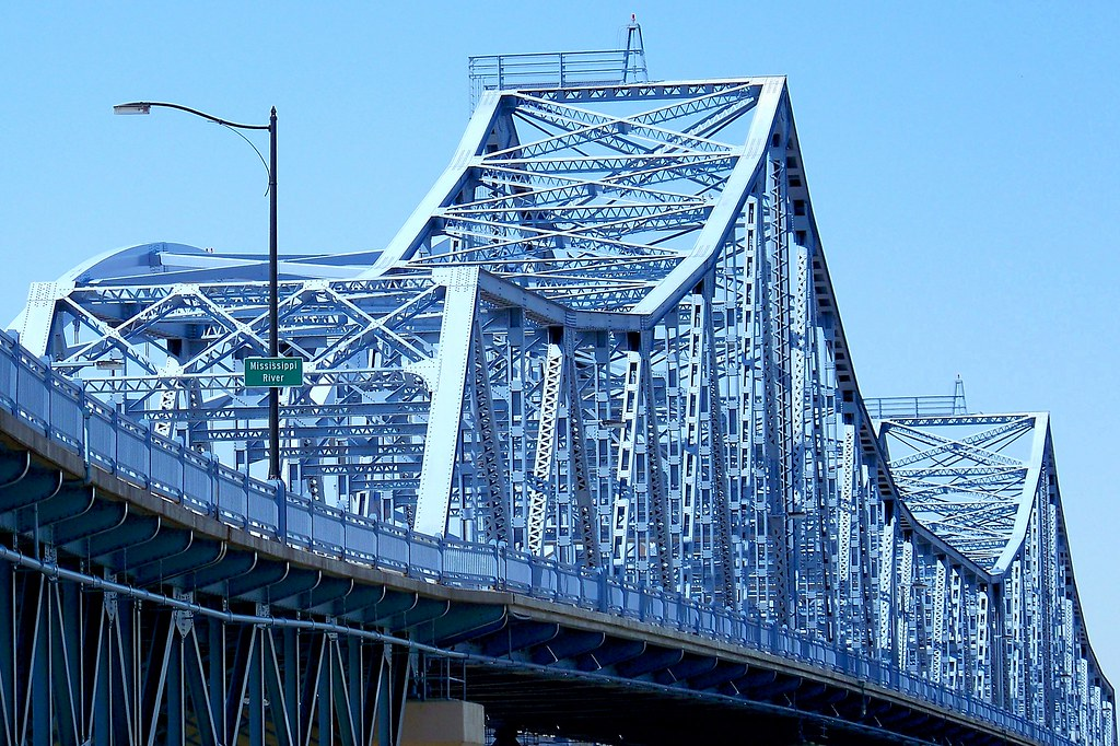 Blue Bridge, La Crosse, Wisconsin