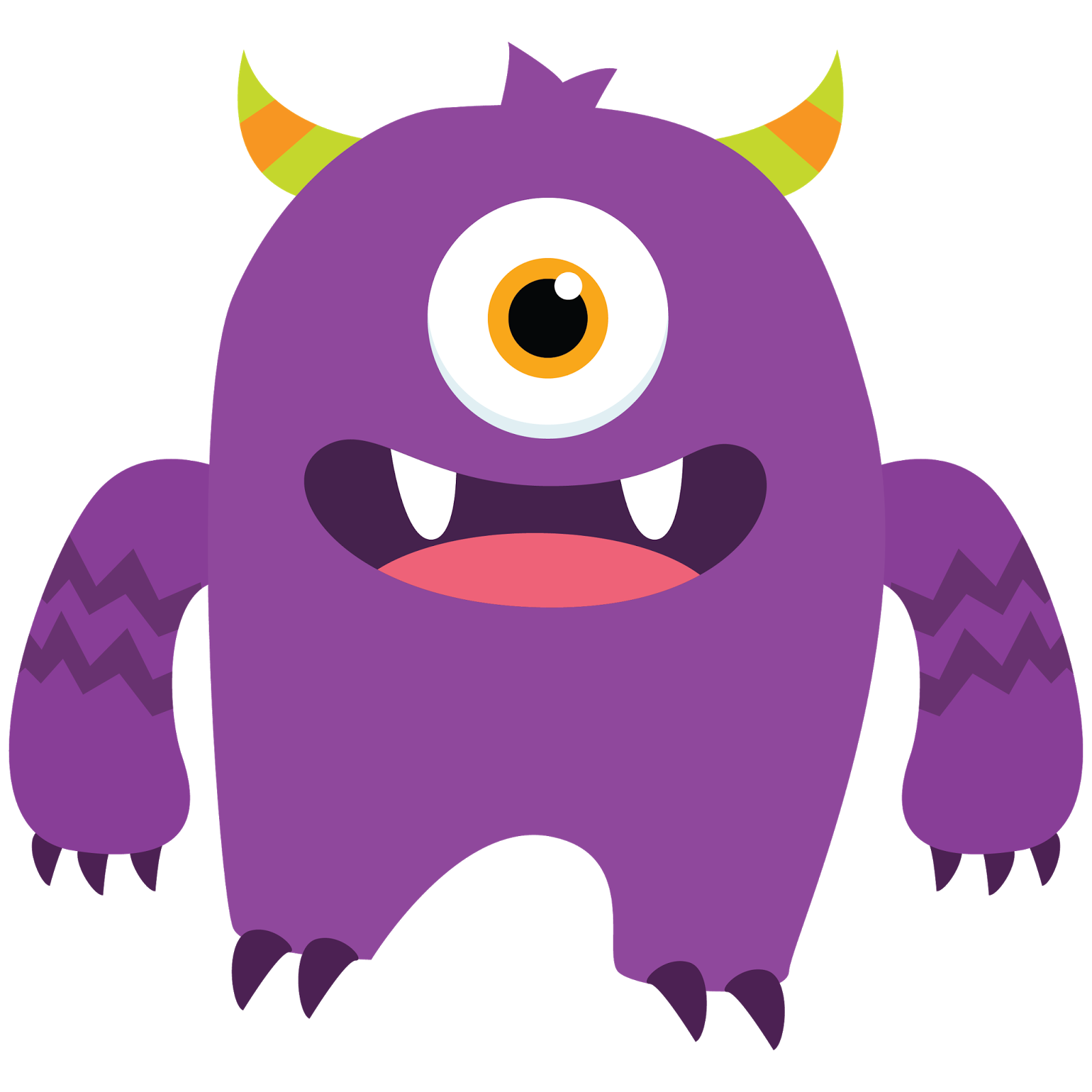 Free monsters purple archive