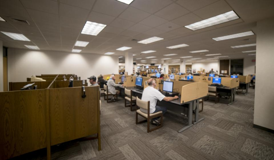 computers at main library
