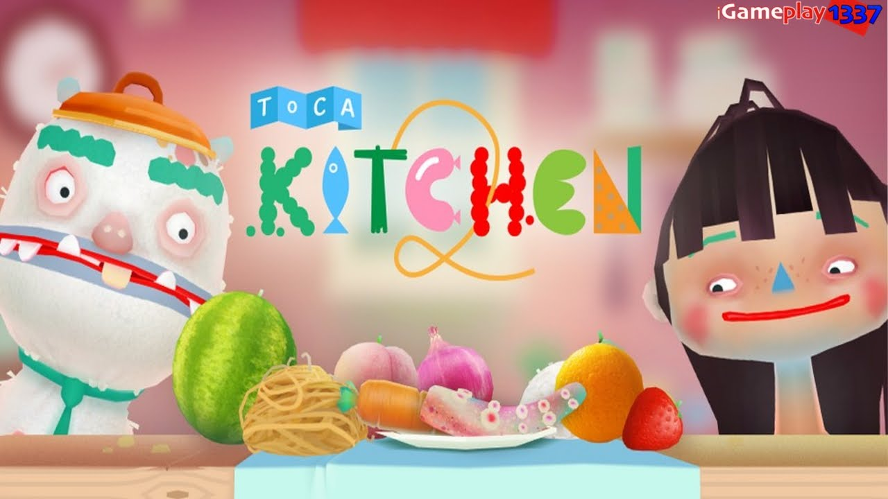 Скачать «toca kitchen 2» на компьютер для windows 7, 8, 10.